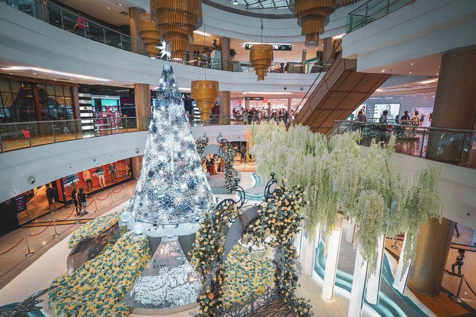 Mall Installation
