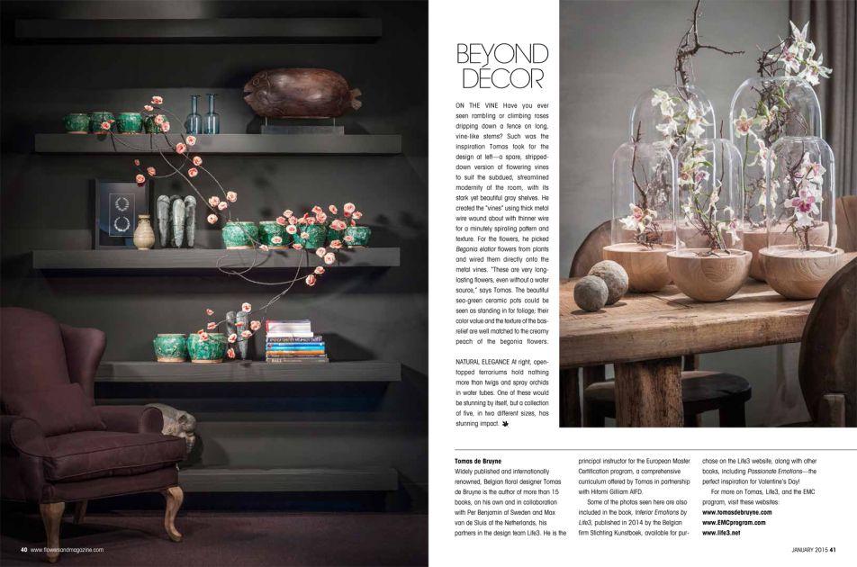 Flowers& Magazine USA